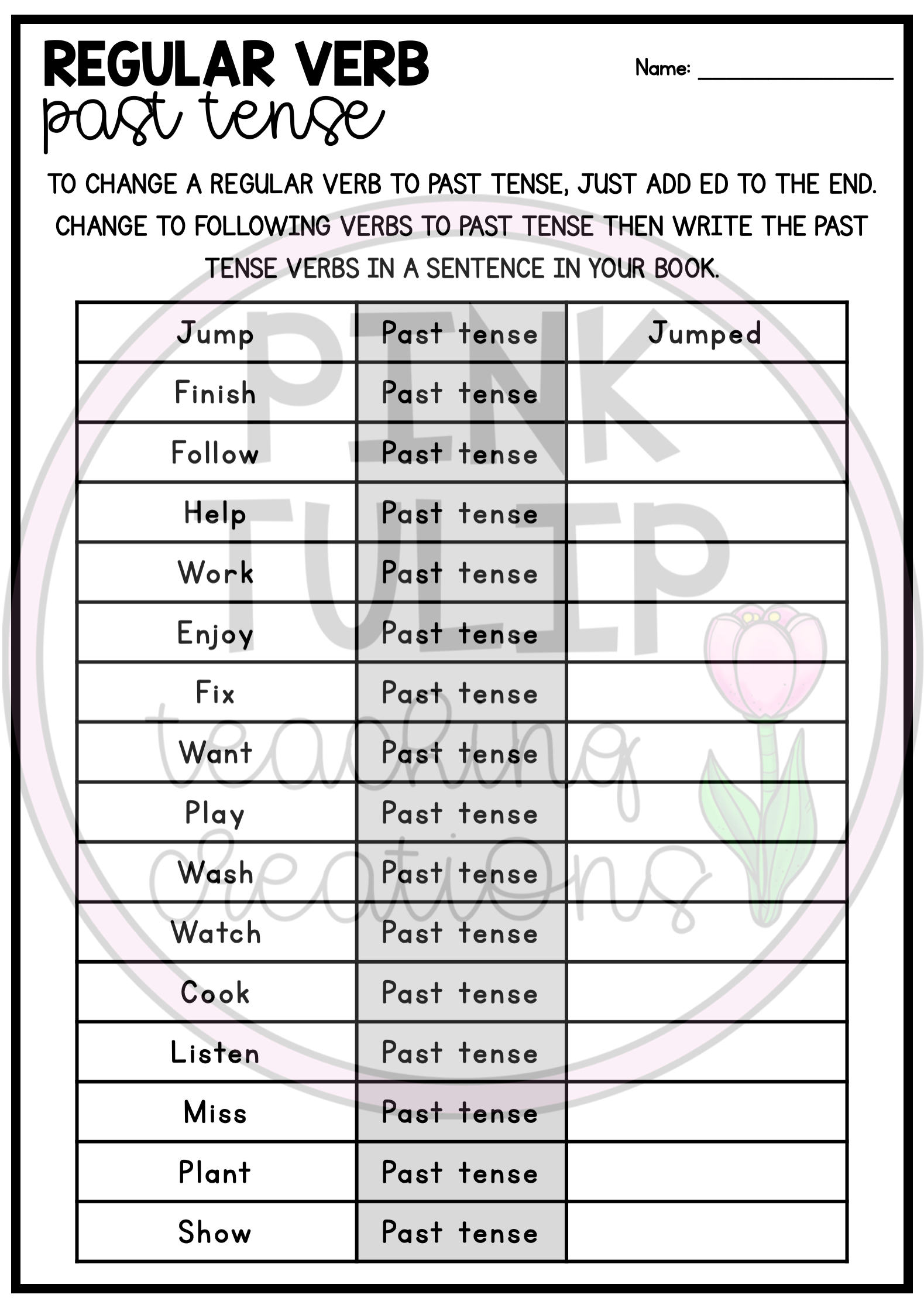 Pin On English And Grammar Resource Samples