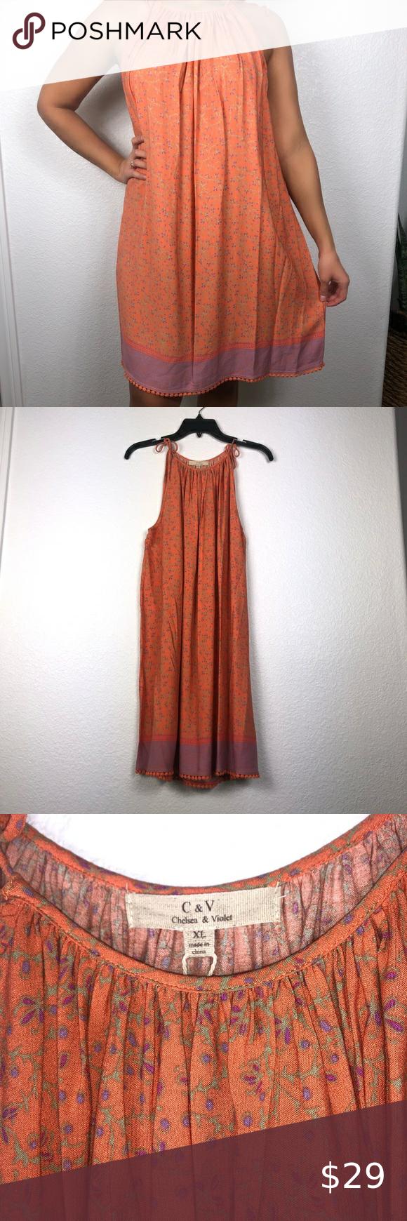 Chealsea Violet Summer Dress Summer Dresses Clothes Design Dresses [ 1740 x 580 Pixel ]