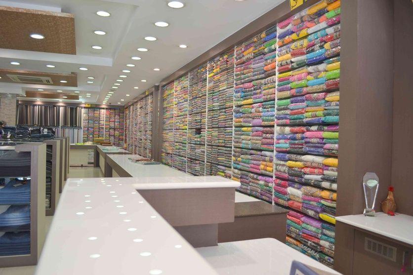 Retail Shop Design By Quadrantz Consultants Interior Designer In