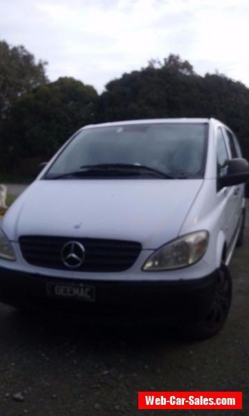 Mercedes Benz Vito Van #mercedesbenz #vito #forsale #australia