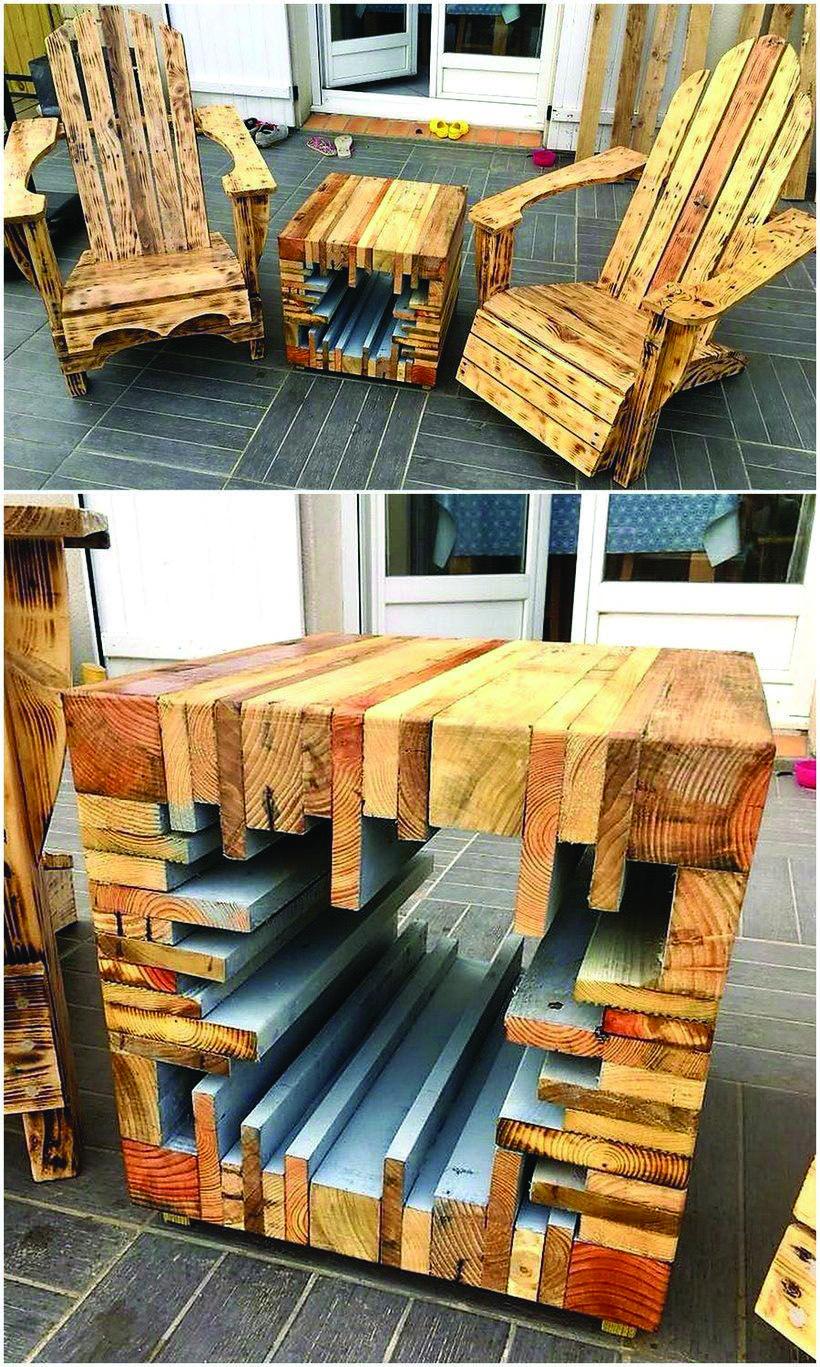 Unbelievable Pallet Furniture Design Plans For Your Home Wood Pallet Recycling Wooden Pallet Furniture Wooden Diy