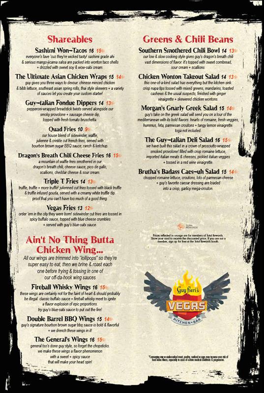 Pin On Best Restaurants On Las Vegas Strip