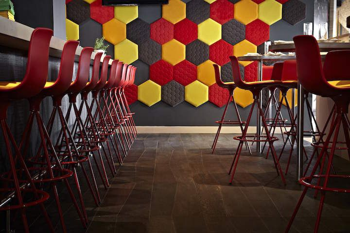 Everywhere You Need To Eat And Drink In Washington Dc Right Now Acoustic Wall Panels Acoustic Wall Commercial Design