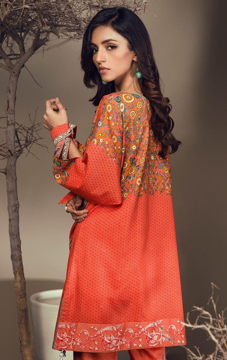 d43a945b481 Orient Textiles embroidered Winter shirt | Orient Textiles Winter ...