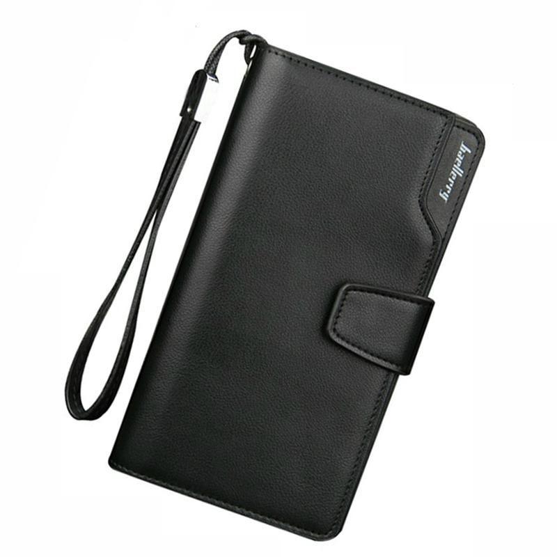 Men Wallets Pu Leather Men Coin Purse Fashion Wallet Clutch