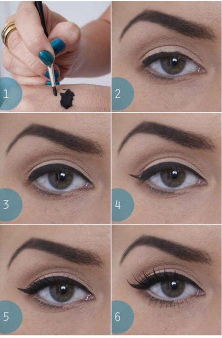 10 fantastic tutorials that turn complex eye makeup into a