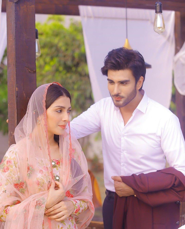 Pin by ami on Ayezakhan | Cute muslim couples, Muslim