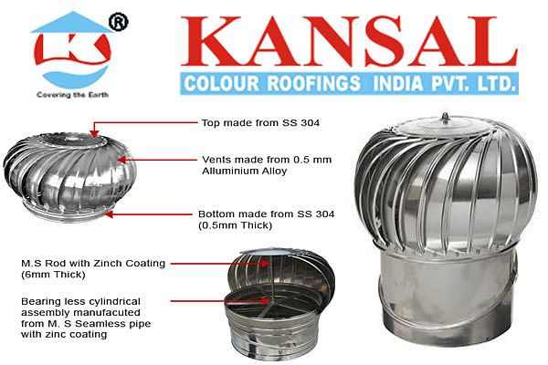 Best Roof Ventilator Manufacturers Delhi Jpg Download At 400 x 300