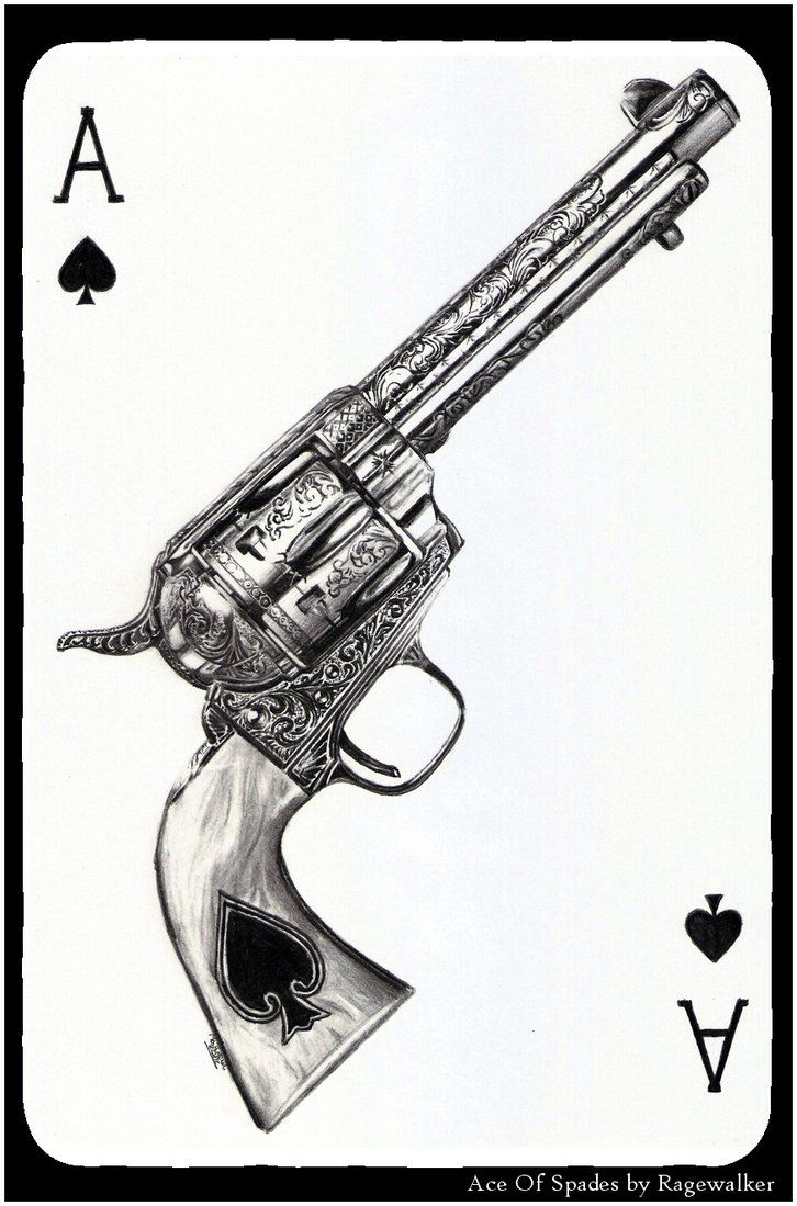 Ace of spades by ragewalker ace of spades pinterest playing ace of spades biocorpaavc Choice Image