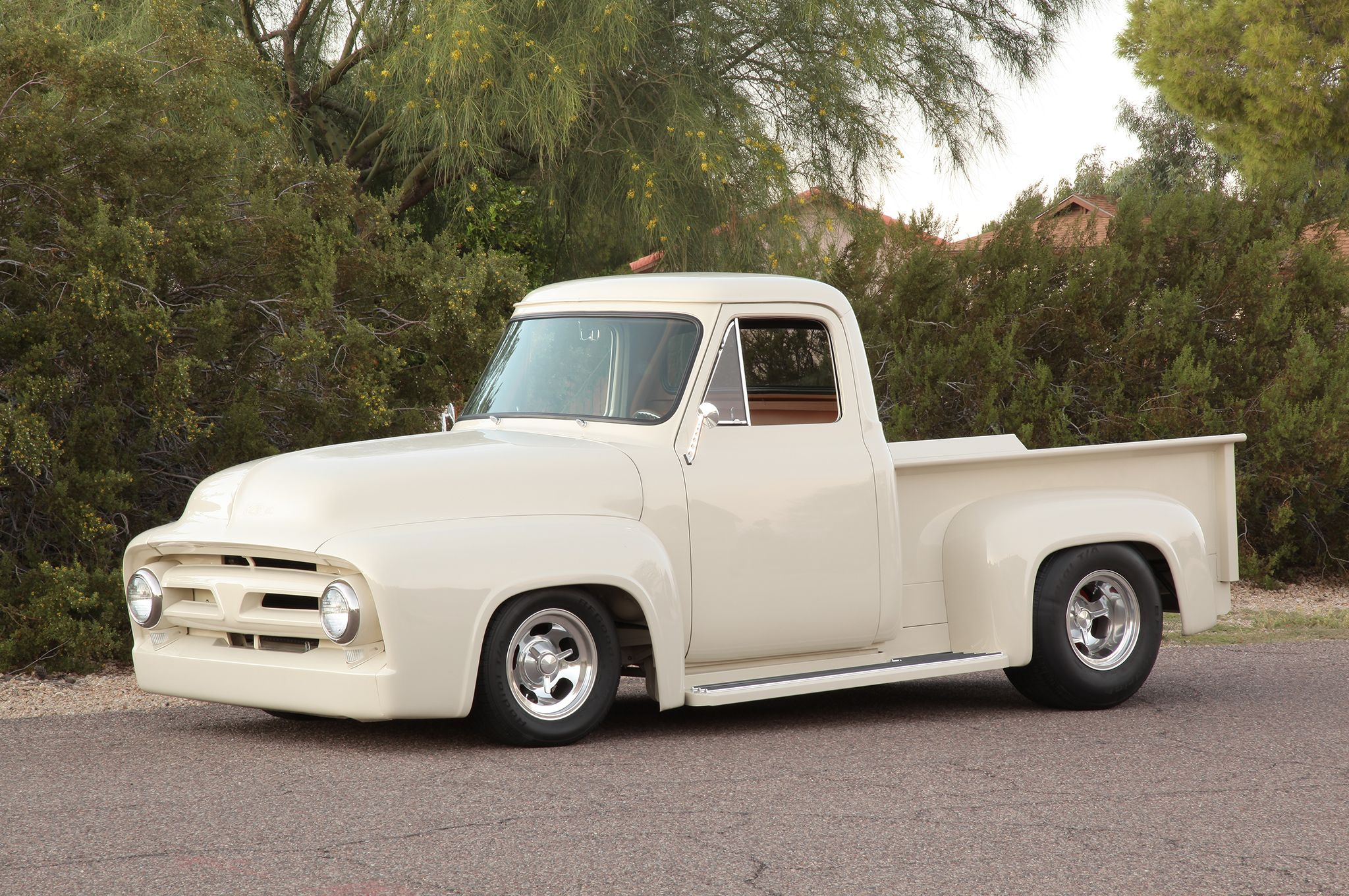 A Classic 1953 Ford F-100 Pickup With a Very Unique Powerplant - Hot ...
