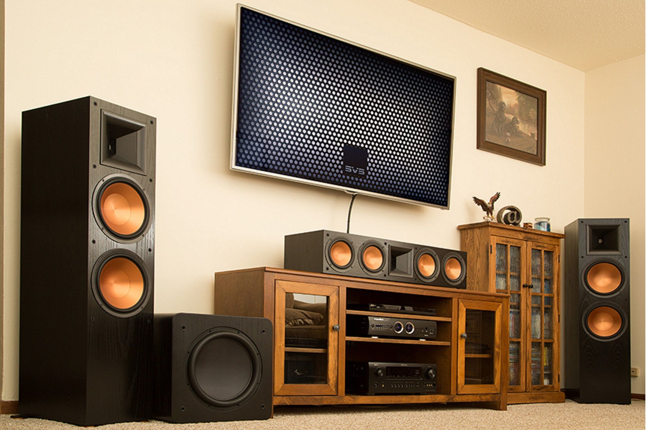 Featured Home Theater System Chad In Eau Claire Wi