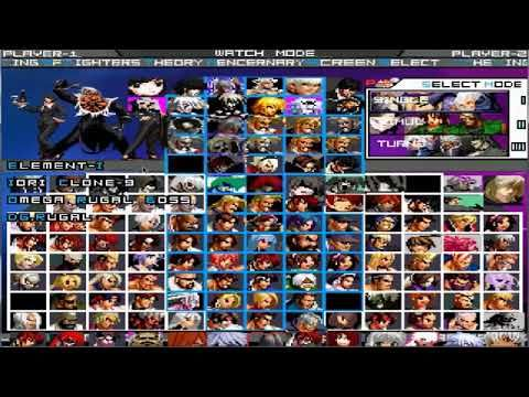 the king of fighters mugen apk download