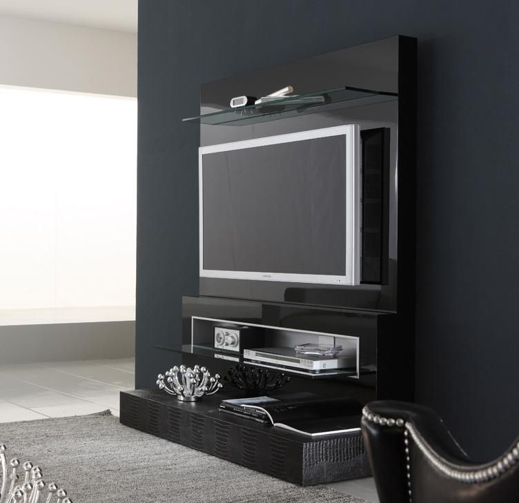 Choosing Between Small And Big Tv Stands La Furniture Blog Modern Tv Units Bedroom Tv Unit Design Tv In Bedroom