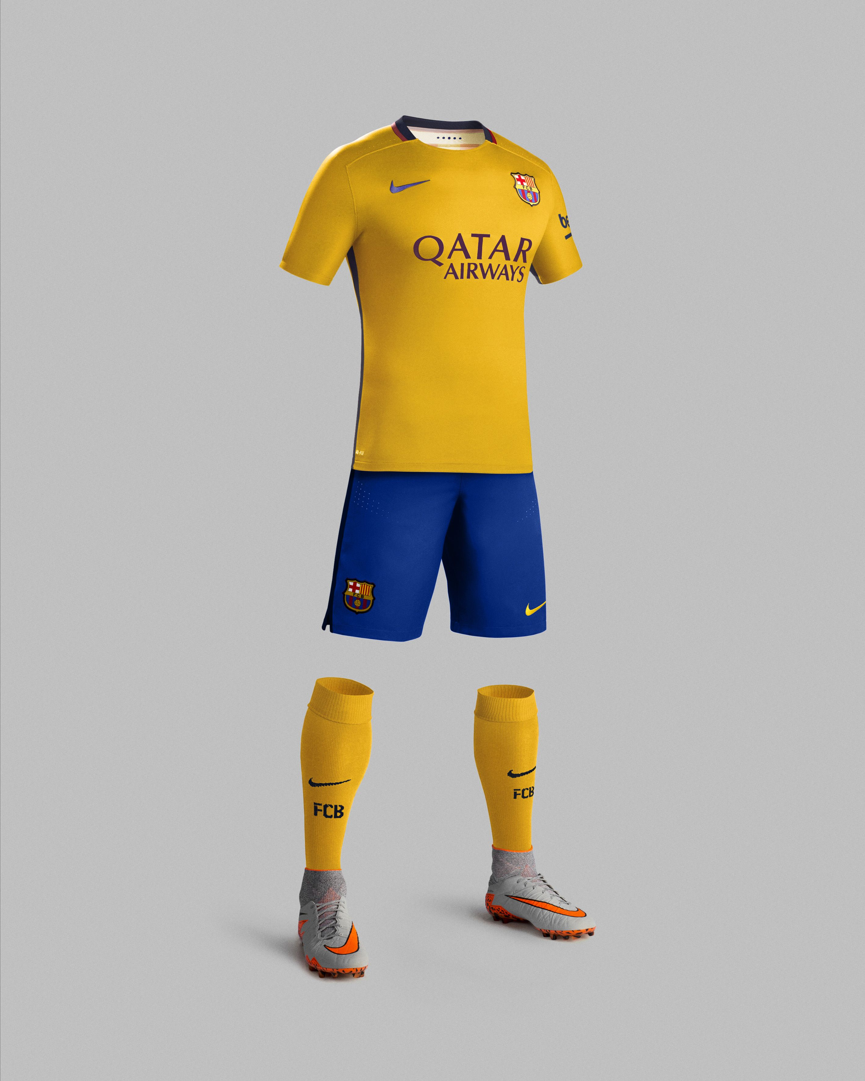 8b85e18c9 Nike News - NIKE AND FC BARCELONA UNVEIL BOLD NEW HOME AND AWAY KITS FOR  2015-16