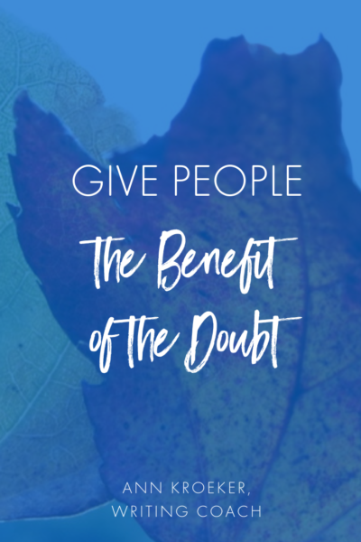 Barbara Baby In The Backseat And Benefit Of The Doubt Quotes