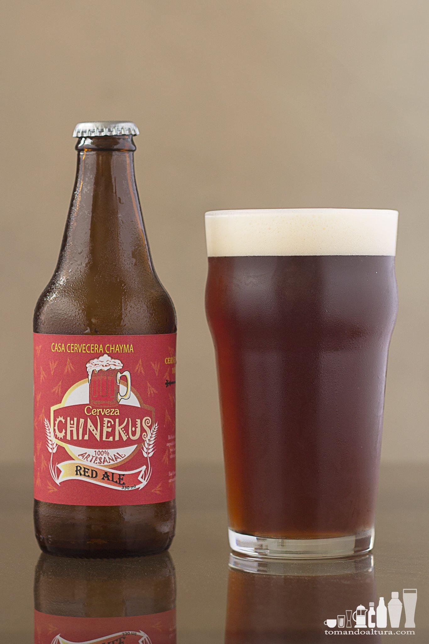 Chinekus Red Ale An Irish Red Ale Beer Bottle Beer Craft Beer