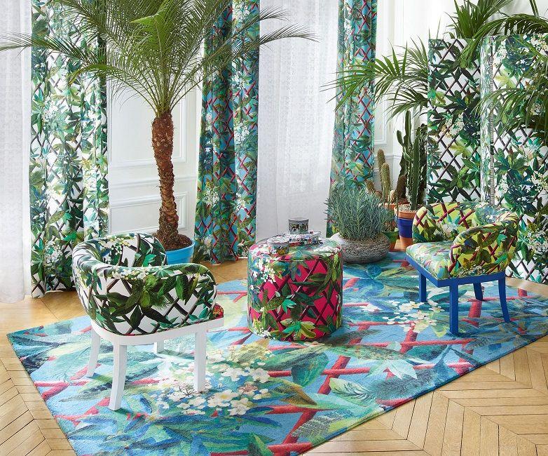 tissus christian lacroix tapis christian lacroix rideaux tissus d 39 ameublement pinterest. Black Bedroom Furniture Sets. Home Design Ideas
