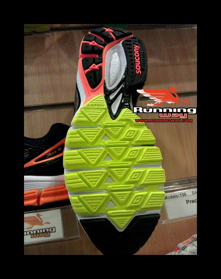 saucony ride 6 hombre zapatillas