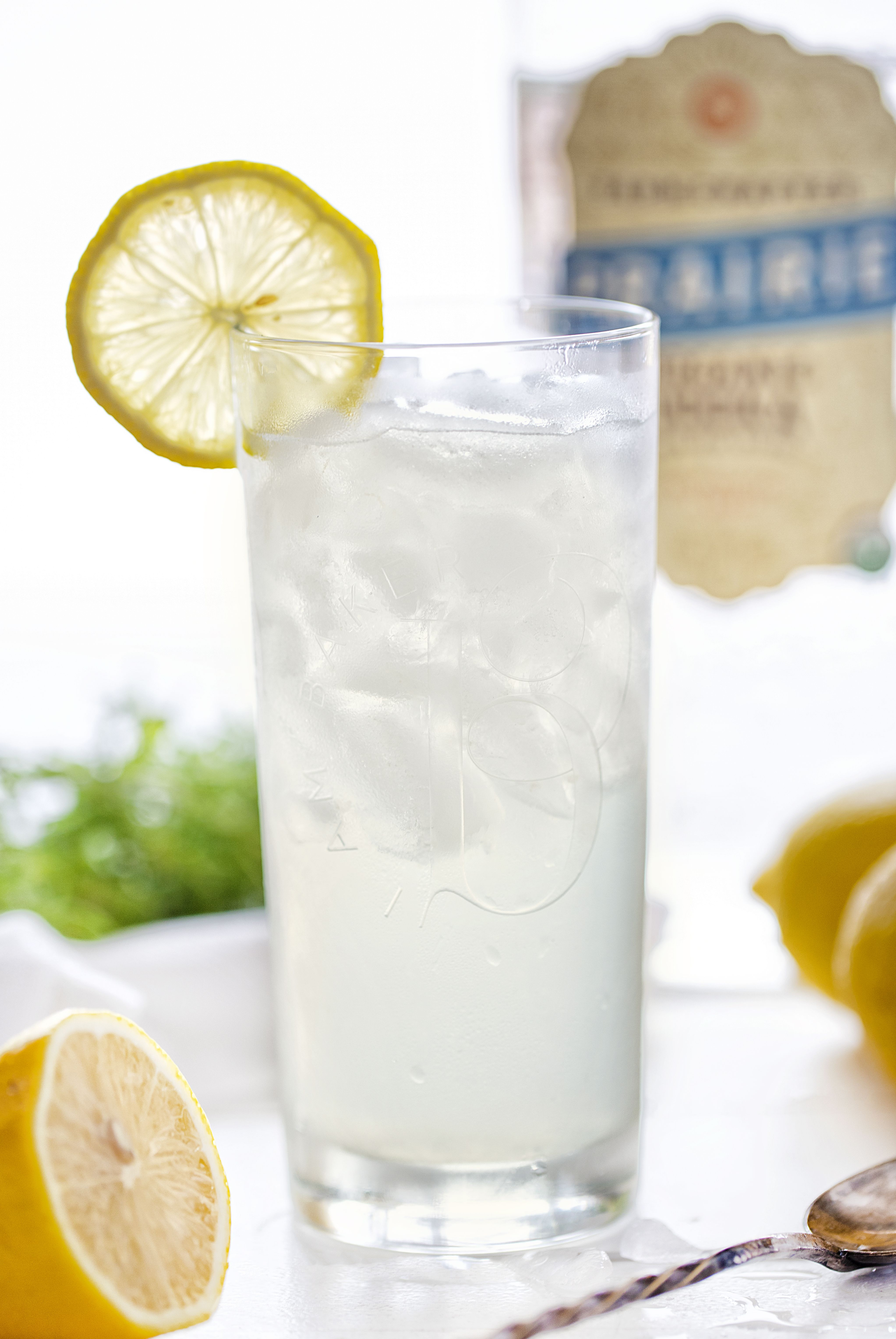 Homemade Lemonade with the perfect amount of Vodka is the best way to beat the heat this summer! This Vodka Lemonade is going to be your new favorite!