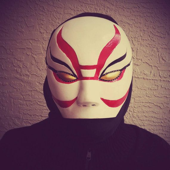 Big Hero 6 Kabuki Villain Yokai Mask Costume Cosplay Disney Big Hero Big Hero 6 Disney Cosplay