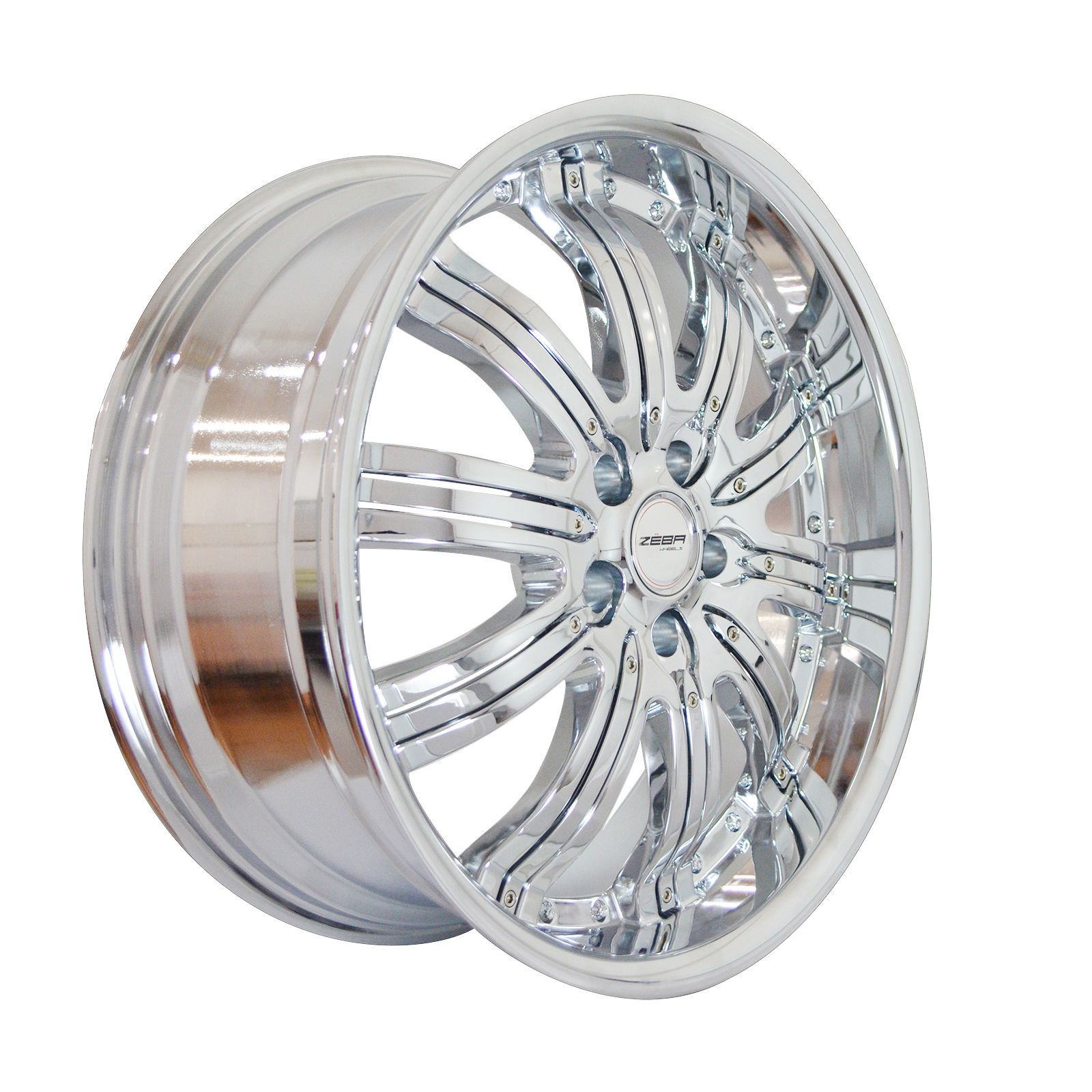 4 GWG Wheels 20 inch Chrome Inserts Rims fits JEEP CHEROKEE LIMITED
