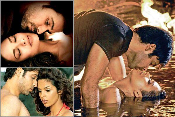 Emraan hashmi kissing tanushree dutta
