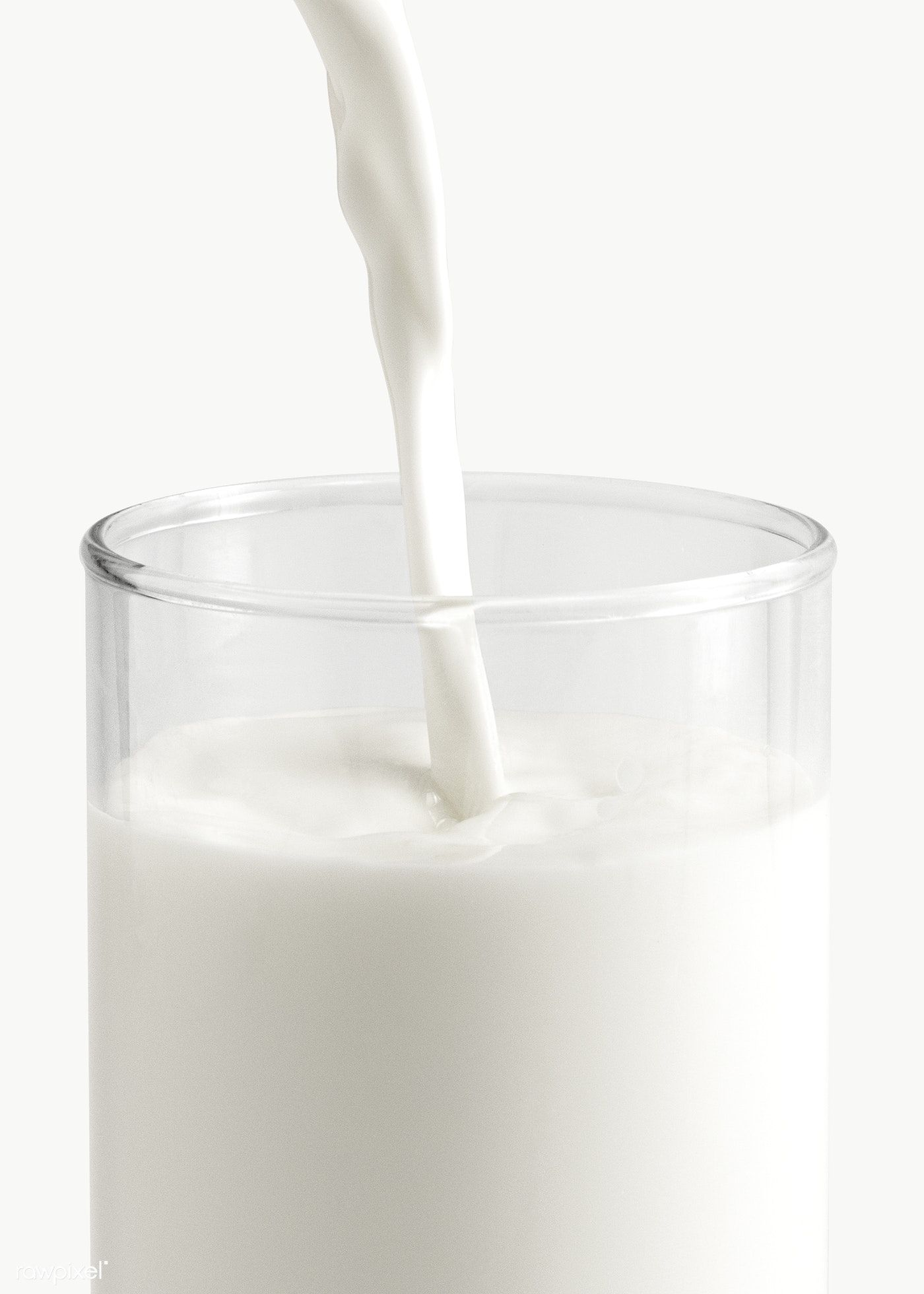 Close Up Of Pouring Milk Into A Glass Design Element Free Image By Rawpixel Com Teddy Rawpixel Fresh Milk Glass Milk