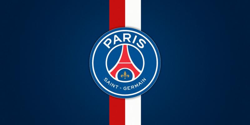 PSG Design Awesome Football Logo design Football logo