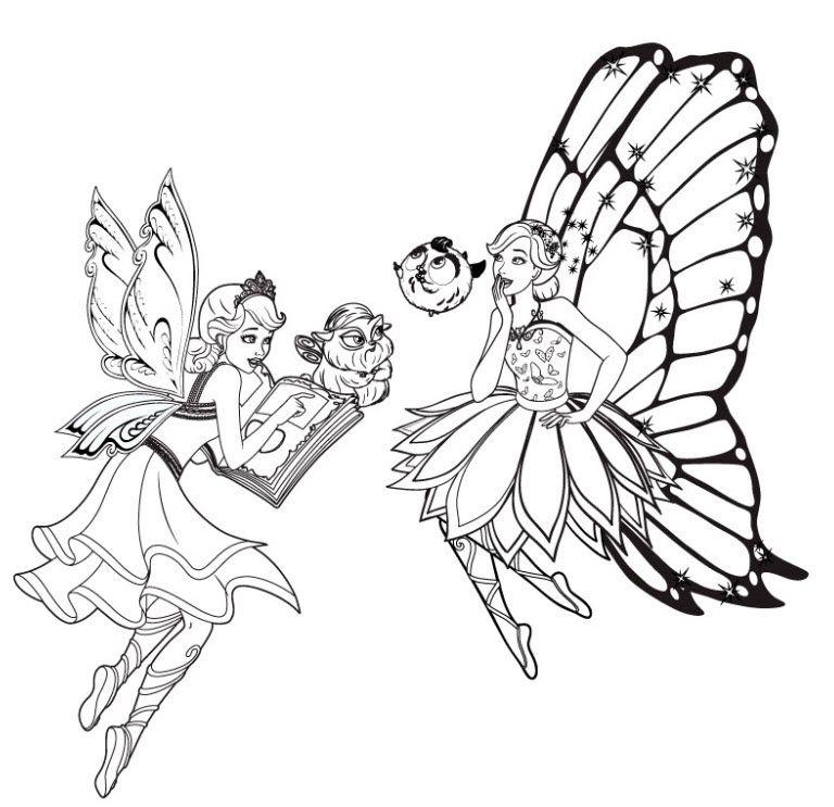 תוצאת תמונה עבור Princessa Feya Risunok Fairy Coloring Pages Barbie Coloring Pages Barbie Coloring