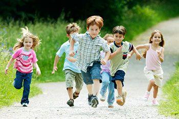 Image result for children running image