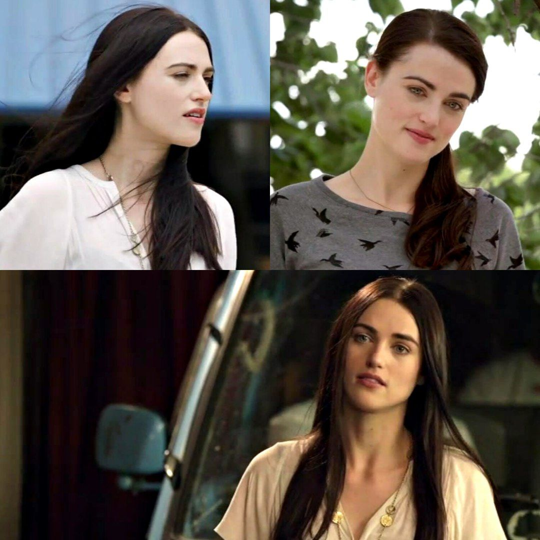 Кэти МакГрат (Katie McGrath)