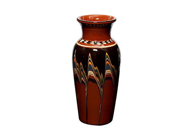 Bairak Earth Vase