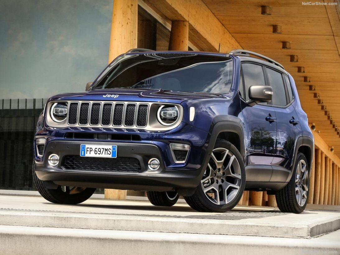 2019 Jeep Renegade Autos Coches Motores