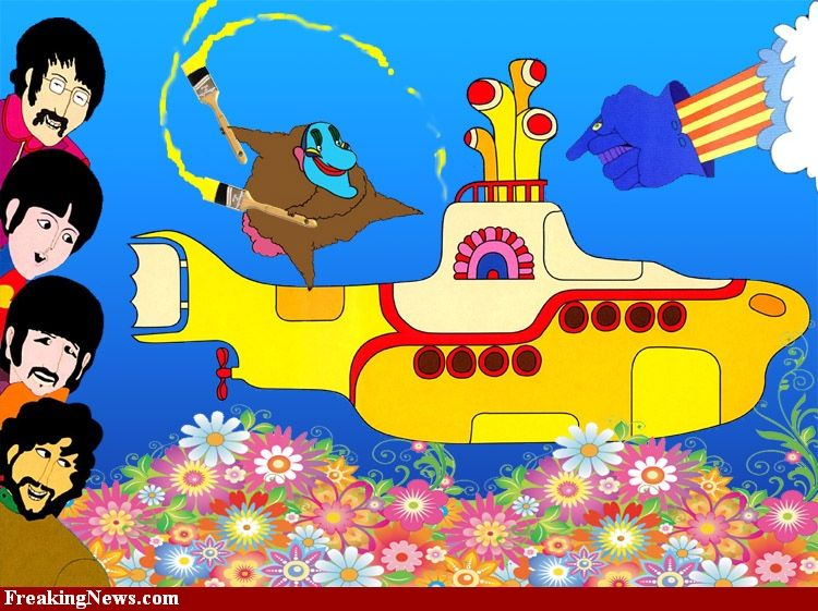 Watch Yellow Submarine Full-Movie Streaming