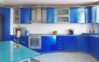 Something blue: The prevalence of bold blues in the home