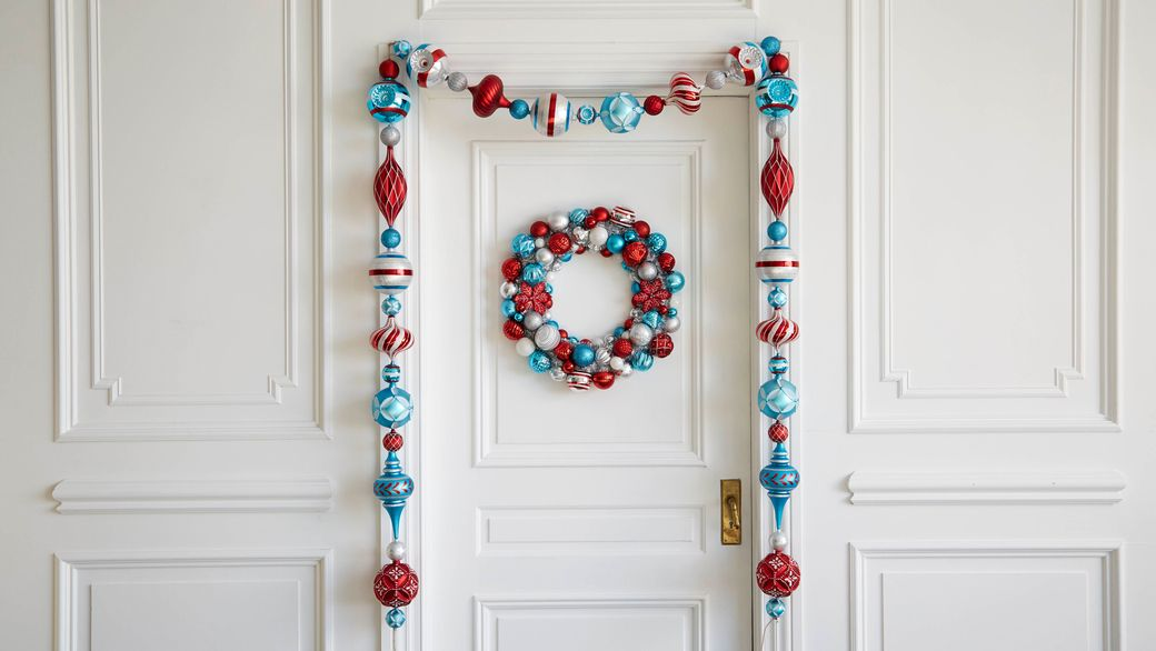 Christmas Party Ideas Garlands, Decoration and Diy party decorations