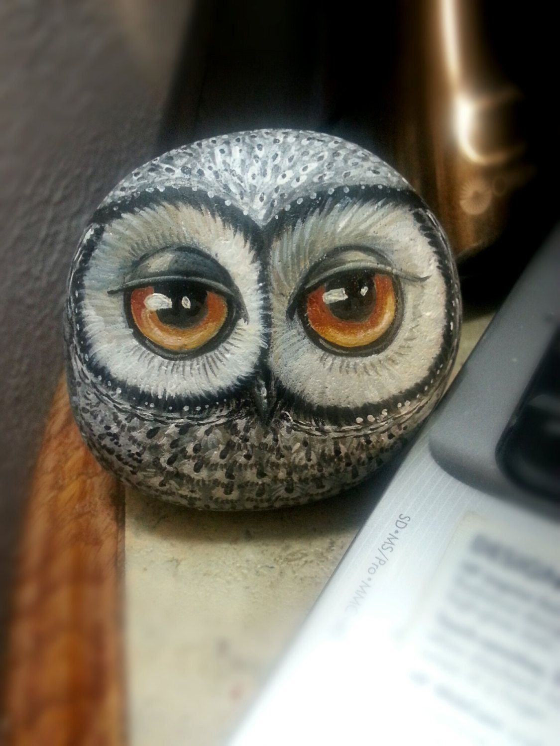 This Is A Cute Little Owl I Created During The Late Hours