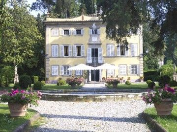 Bagni di Lucca villa rental - Extra luxury villa in Lucca ...