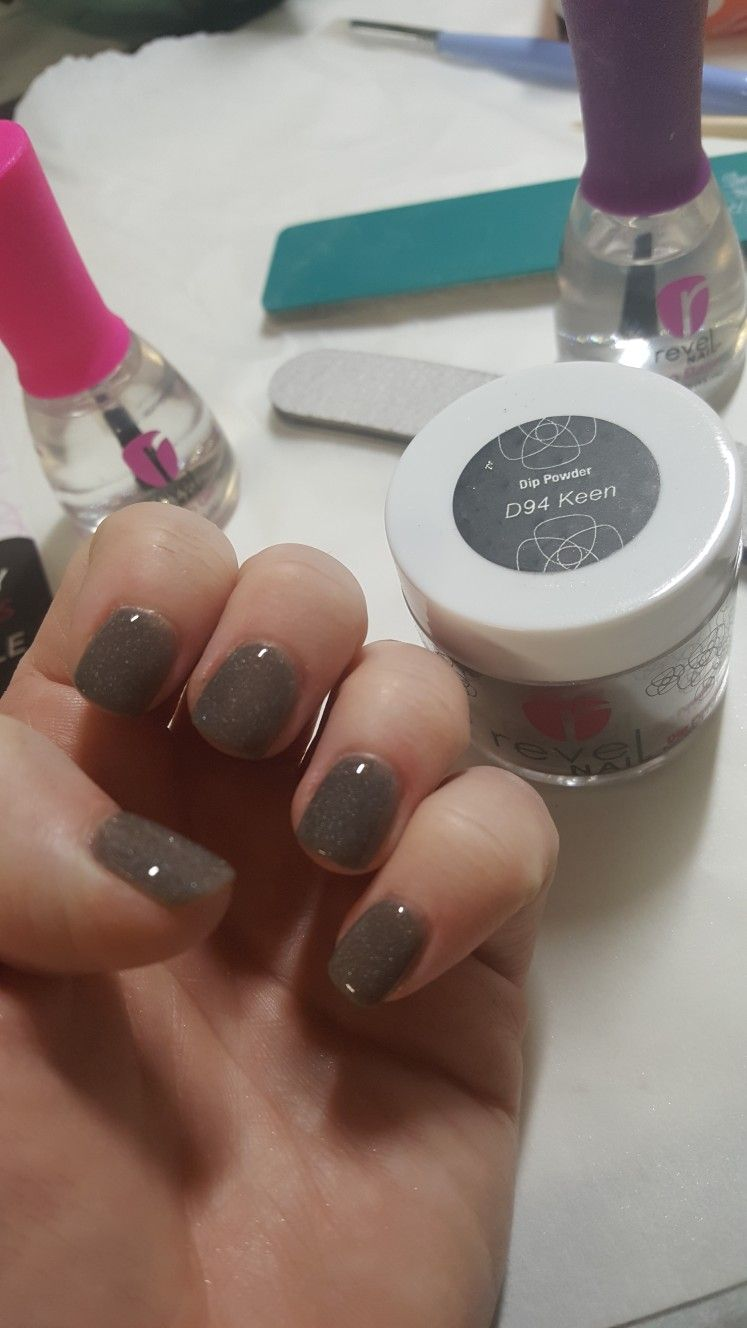 Kiara Sky Dip Powder in colors Country Chic D512 and Petal Dust D557 ...