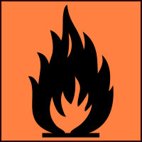 Difference Between Fire Safety Fire Hazard Symbol