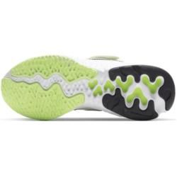 Photo of Younger Kid's Nike Renew Run Shoe – Green Nike
