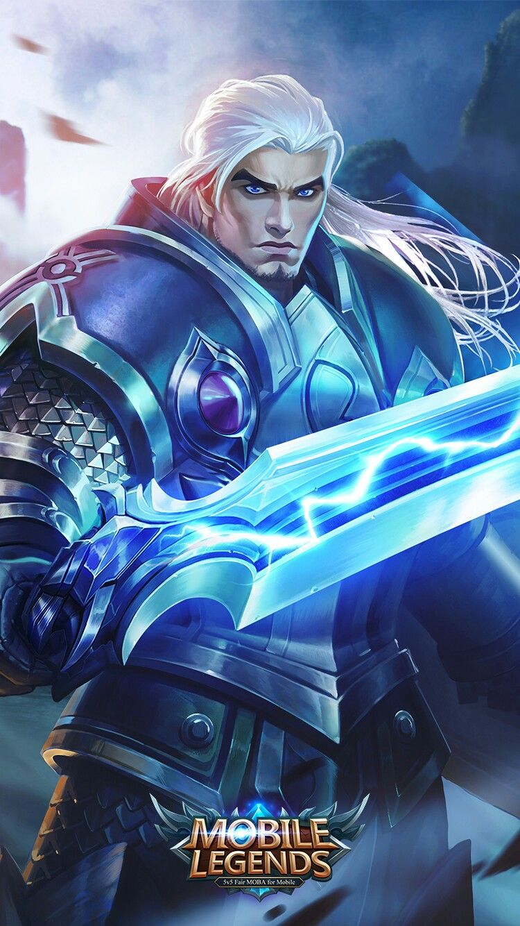 Tigreal Mobile Legends Wallpaper