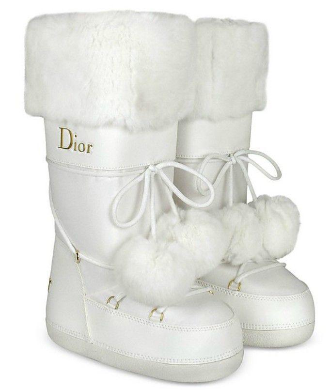 25fc820b 7 Times Moon Boots Went High Fashion | Designers: D through G | Moon ...