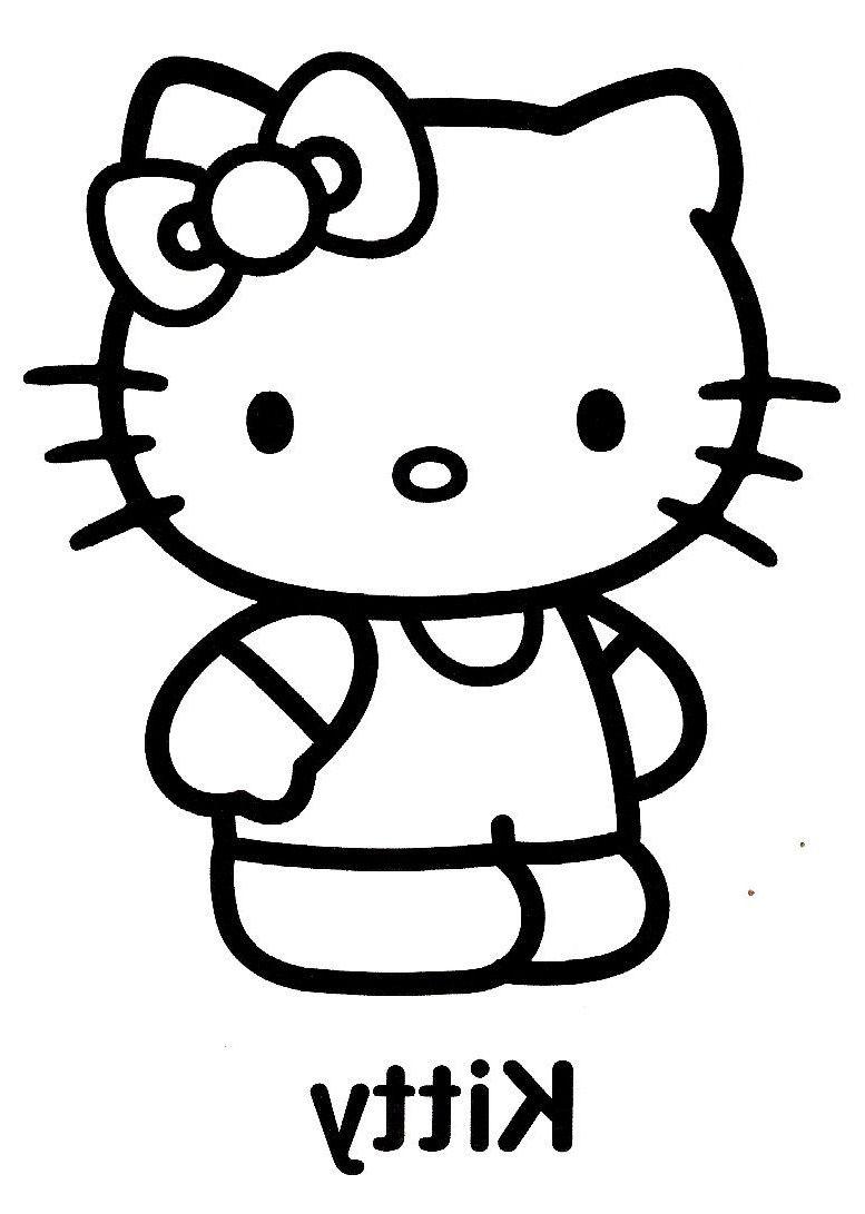 11 Luxe De Hello Kitty A Colorier Photos Coloriage Hello Kitty Coloriage Kitty Coloriage