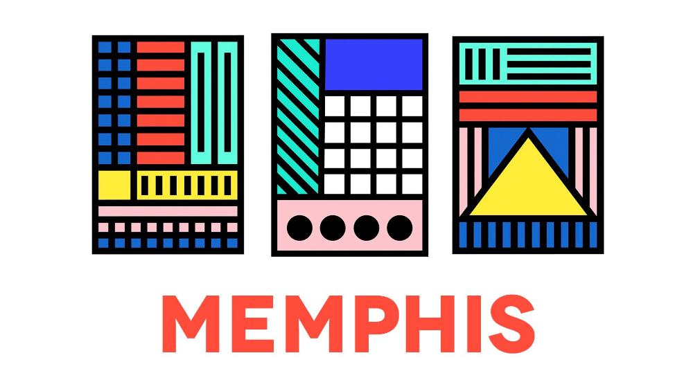 RISE of Vaporwave, Memphis and Brutalism in Design