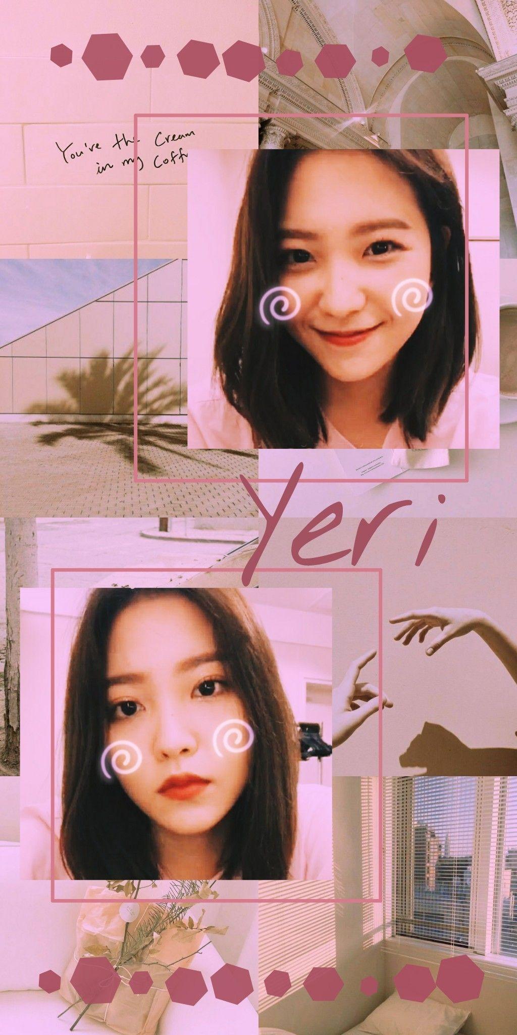 Rin Dm Yerim Wallpaper Aesthetic Redvelvet Aesthetic Yeri Gadis Gambar Pasangan Gadis Korea