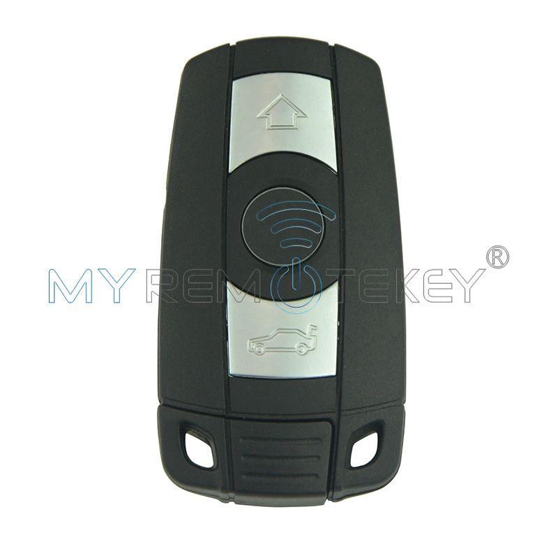 Smart Remote Key 868mhz 3 Button KR55WK49127 For E39 E60