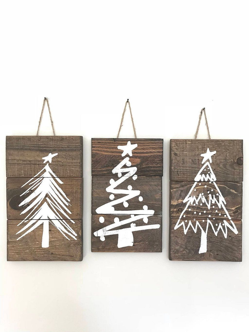 45 Rustic Christmas Decoration Ideas