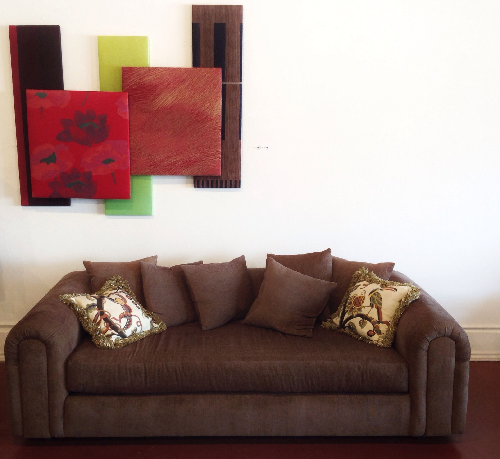 The Brown Couch! To purchase this item or learn more about