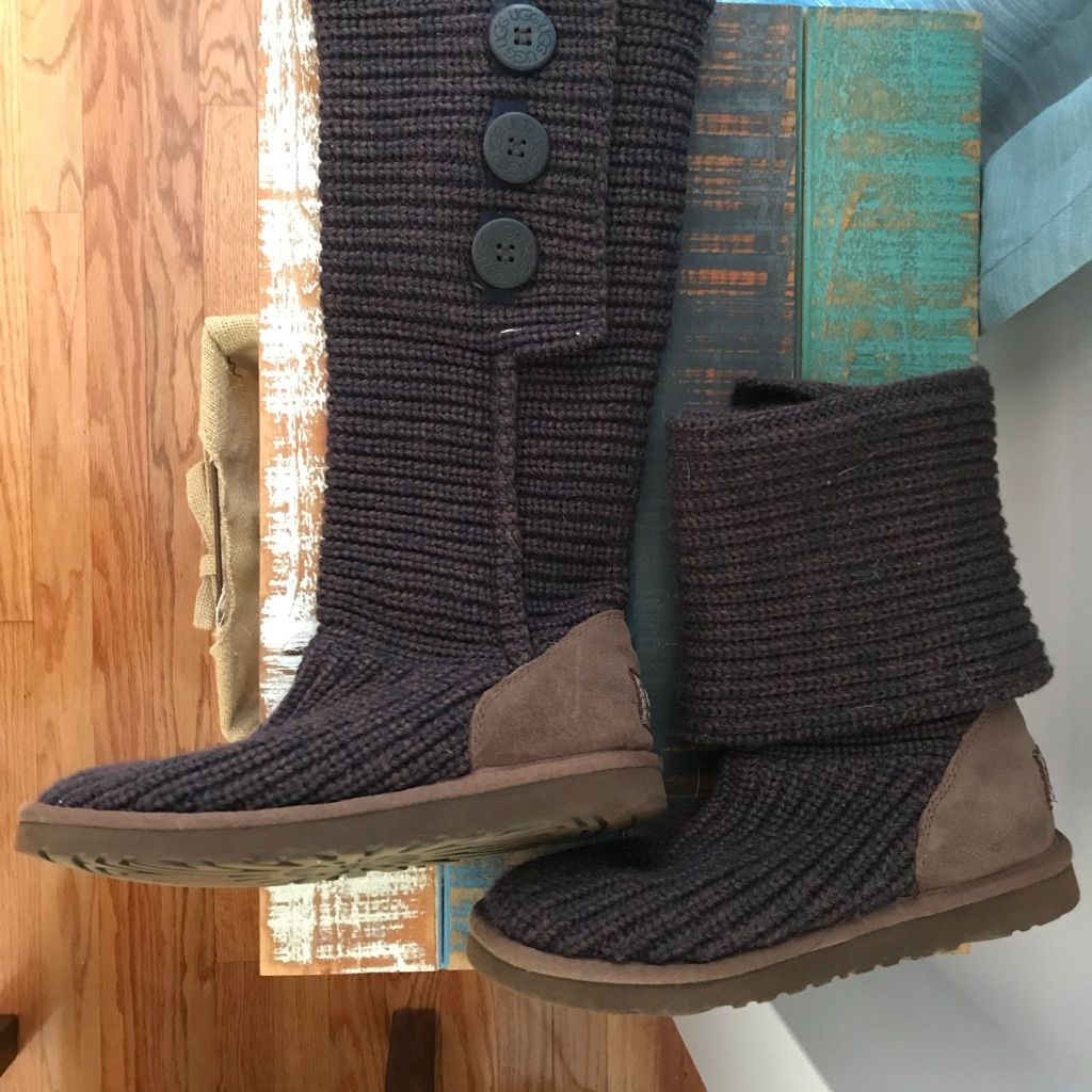 """/""""CARDY/"""" CLASSIC CARDY TALL BOOTS ~ BROWN BOOT ~ I HAVE THESE IN OTHER COLORS"""